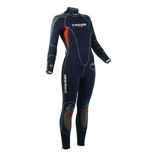 Cressi Lontra 7mm Semi-dry Ultra Stretch Neoprene Wetsuit